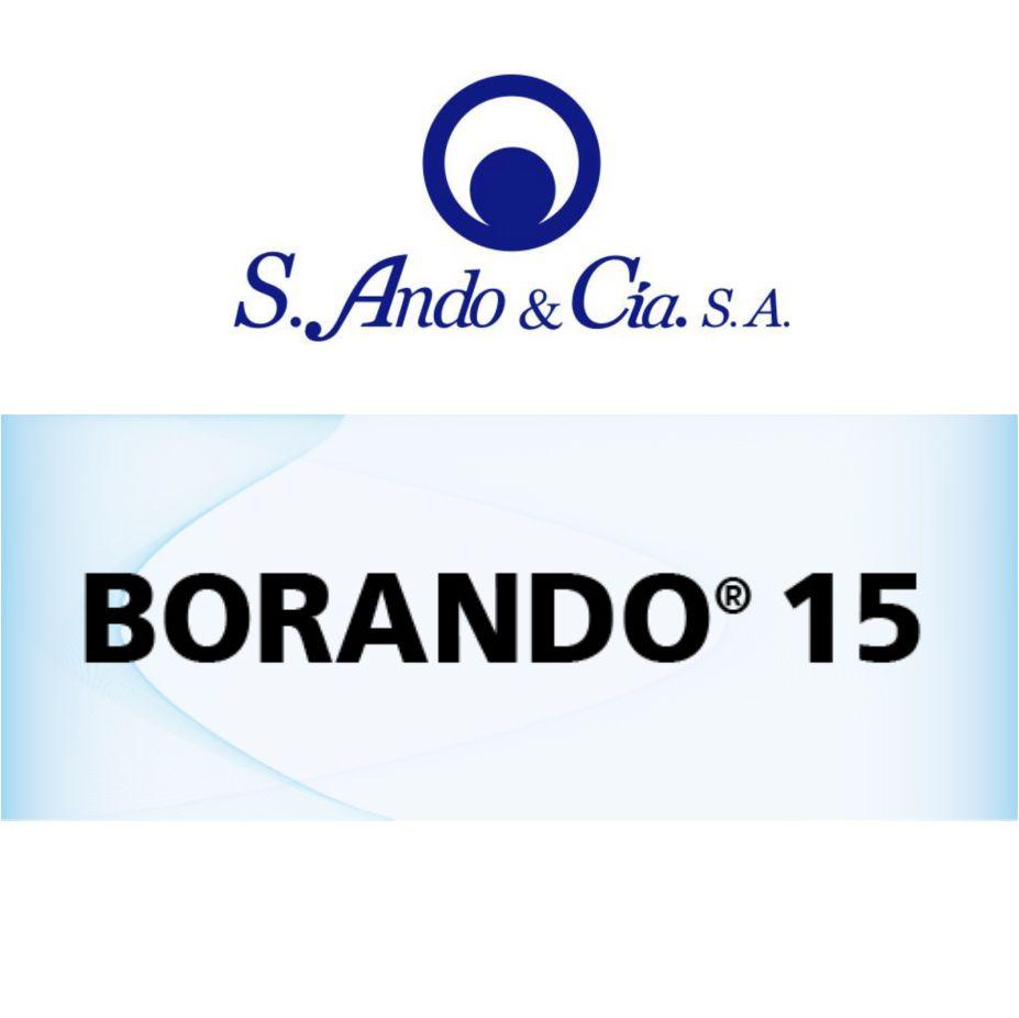Ando - Borando