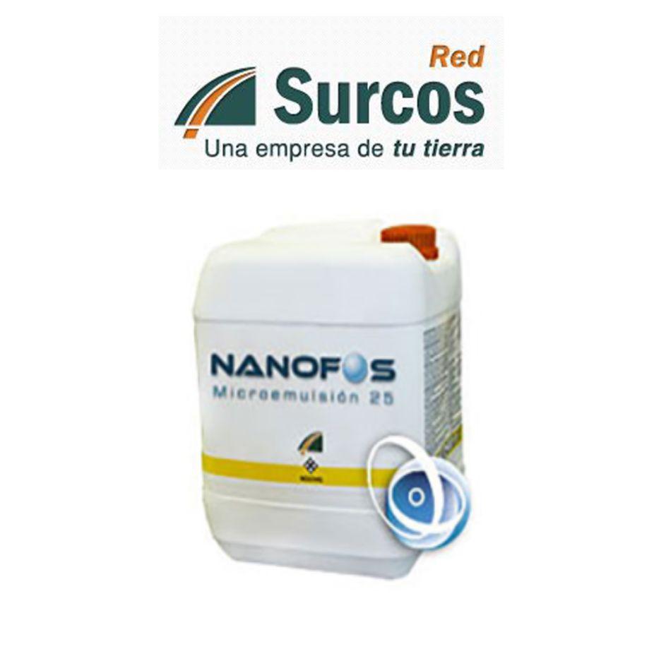 Red Surcos - Nanofos