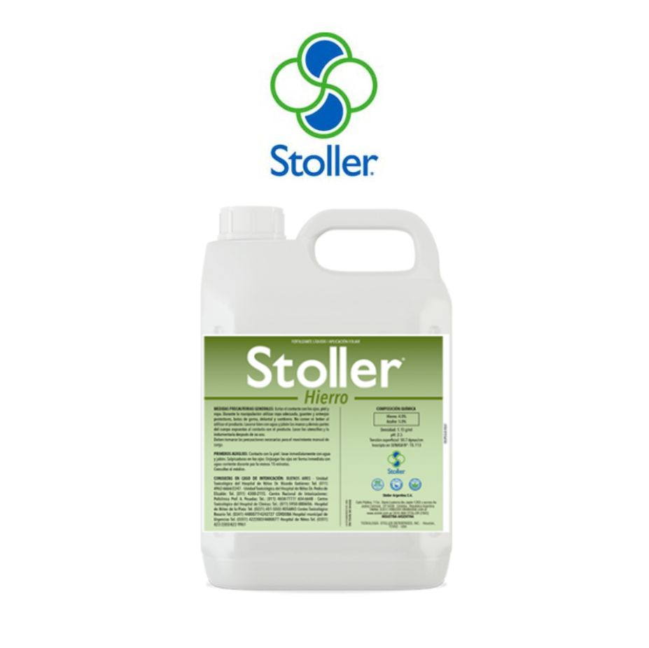 Stoller - Hierro